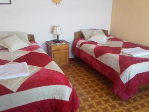 Hostal Mirador del Inca, Гостевые дома  Комунидад-Юмани - big - 24