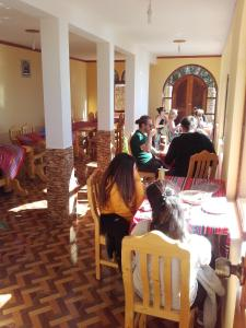 Hostal Mirador del Inca, Гостевые дома  Комунидад-Юмани - big - 9