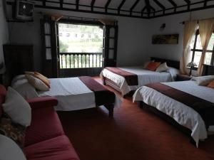 Villa geres, Locande  Villa de Leyva - big - 12