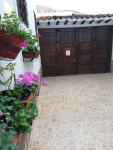 Villa geres, Locande  Villa de Leyva - big - 16