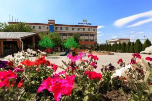 Infinity Plaza Hotel, Отели  Атырау - big - 1