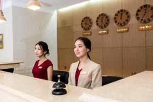 Infinity Plaza Hotel, Hotely  Atyraū - big - 103
