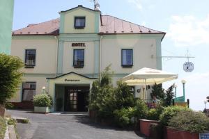 Hotel Hotel Hubertus Lázně Kynžvart Tschechien