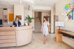 Hotel Metropol, Отели  Диано-Марина - big - 40