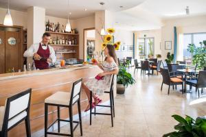 Hotel Metropol, Hotels  Diano Marina - big - 39