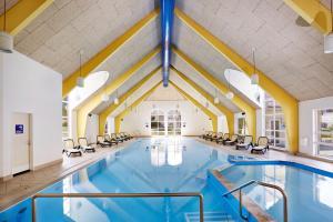 H+ Hotel Ferienpark Usedom, Apartmanok  Ostseebad Koserow - big - 27