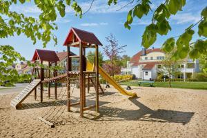 H+ Hotel Ferienpark Usedom, Apartmanok  Ostseebad Koserow - big - 30