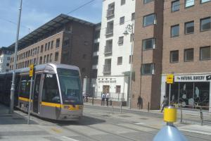 obrázek - 2 Bed Apt on Luas Red Line Dublin 1 - Free Parking