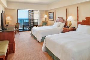 Hilton Hawaiian Village Waikiki Beach Resort (12 of 84)