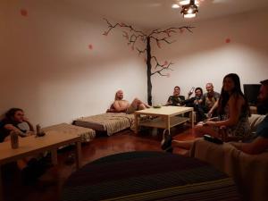 Zen Tribe Hostel Bucharest, Хостелы  Бухарест - big - 27