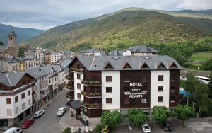 Hotel Restaurant Pessets&SPA - Sort