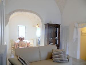 Casa Indipendente Settecentesca, Апартаменты  Остуни - big - 4