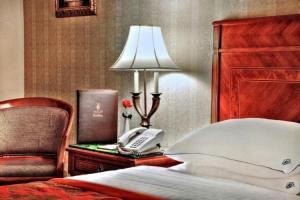 Casablanca Hotel Jeddah, Szállodák  Dzsidda - big - 66
