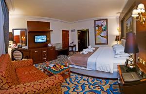 Casablanca Hotel Jeddah, Szállodák  Dzsidda - big - 112