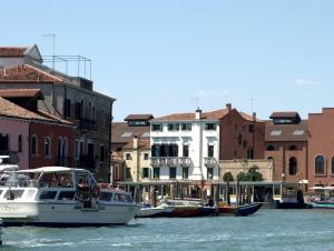 Murano. Palazzo Manolesso-Seguso - Murano
