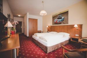 Hotel & Kurhotel Mozart, Hotel  Bad Gastein - big - 28