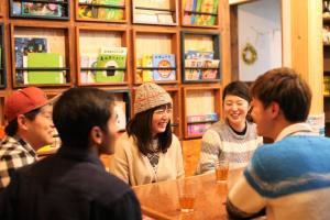 Auberges de jeunesse - Guesthouse Kakehashi