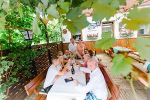 Gasthof Oberer Gesslbauer, Hotels  Stanz Im Murztal - big - 39