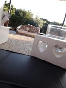 B&B Spiaggia di Mezzo, Bed and Breakfasts  Gonnesa - big - 23
