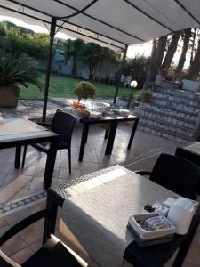 B&B Spiaggia di Mezzo, Bed and Breakfasts  Gonnesa - big - 22