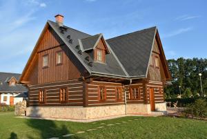 4 hvězdičkový chata Villa Harta Vrchlabí Česko