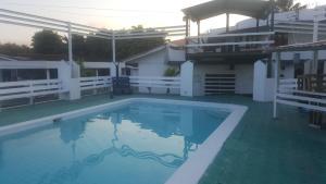 hotel sol y mar, Szállodák  Puerto Cortes - big - 11