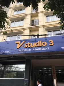 V-Studio Apartment 3, Hotely  Hanoj - big - 19