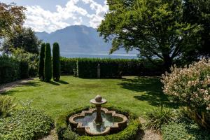 Villa Kruger Boutique B&B - Accommodation - Montreux