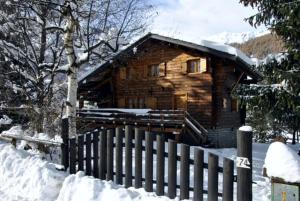 Chalet tradizionale con giardino - Hotel - Champoluc