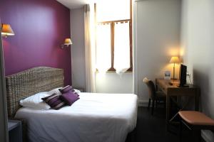 Double Room Hotel des Alpes