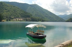 Privatni smještaj Tijanić, Pensionen  Plužine - big - 51
