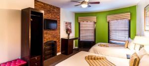 Royal Park Hotel & Hostel, Hostely  New York - big - 27