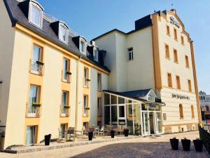 Hotel am Bayrischen Platz, Hotels  Leipzig - big - 11