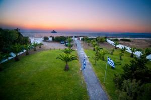 Villa Ioli, Affittacamere  Città di Lefkada - big - 57