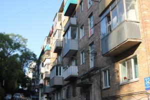 Apartment Upper Port - Slavyanka