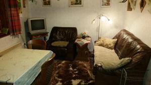 Srubové apartmány