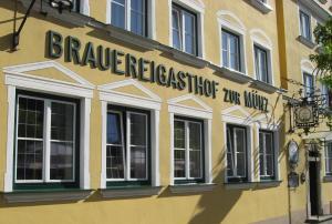 Brauereigasthof zur Münz seit 1586 - Kleinkötz