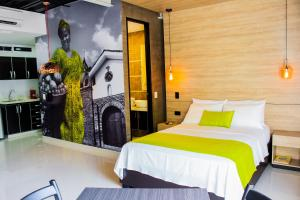 Hotel El Alba, Отели  Кали - big - 2