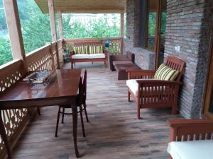 Riverside Guesthouse, Bed & Breakfast  Borjomi - big - 3