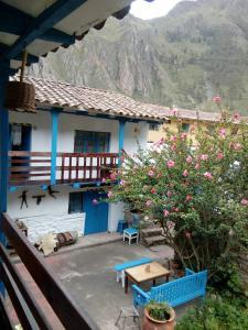 Los Carrizos, Penzióny  Ollantaytambo - big - 5