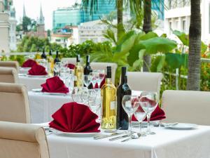 Bong Sen Hotel Saigon, Отели  Хошимин - big - 10