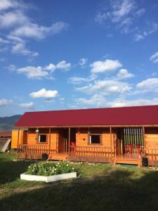 Guest House Altai Yard, Guest houses  Karakol - big - 23