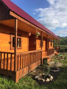 Guest House Altai Yard, Guest houses  Karakol - big - 22