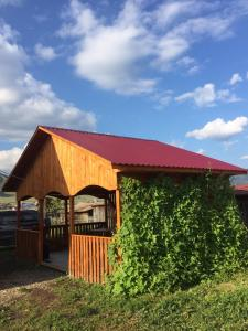 Guest House Altai Yard, Guest houses  Karakol - big - 19
