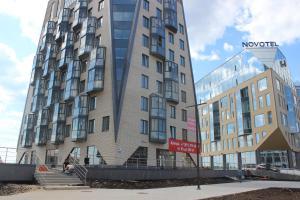 Apartment Alpha on Naberezhnoy 52 - Bakharitsa