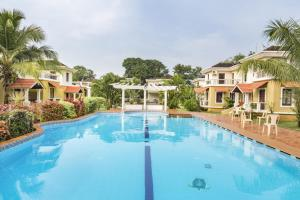 Villa with a pool in Guirim, Goa, by GuestHouser 36572