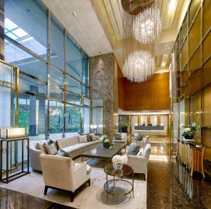 The Residences of The Ritz-Carlton Jakarta Pacific Place, Апарт-отели  Джакарта - big - 24