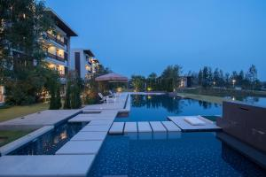 Green Ville Laguna Hotel, Hotely  Sung Noen - big - 68