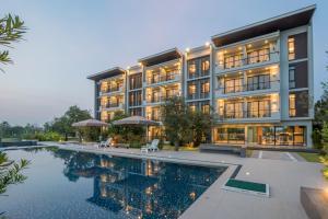 Green Ville Laguna Hotel, Hotely  Sung Noen - big - 67