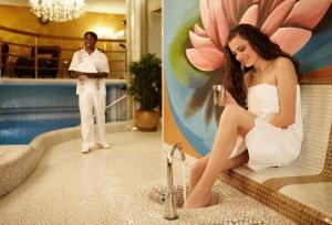 Golden Royal Boutique Hotel & Spa, Hotels  Košice - big - 101